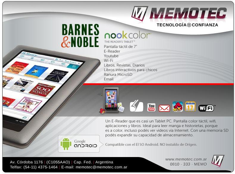 Tablets PC en Memotec - Líder en equipamiento integral para ...